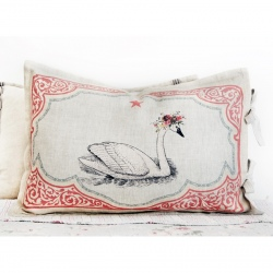 Pillow - Star Swan