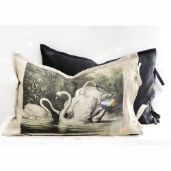 Pillow - Cygnes