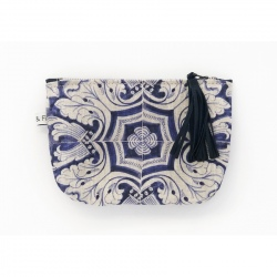 Pouch Bags - Majolica Tiles